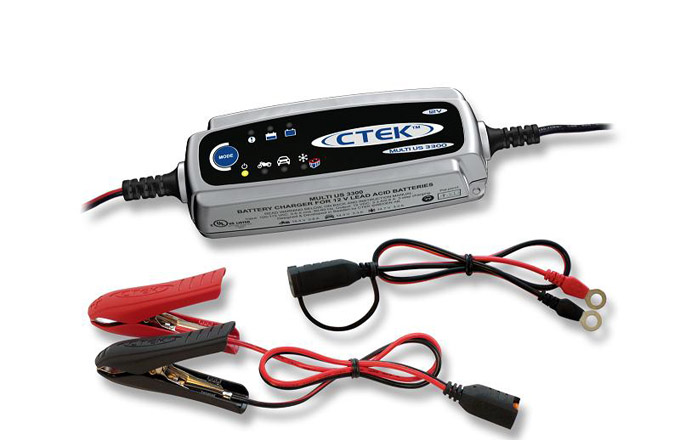 Ctek 3300 Smart Battery Charger/Maintainer