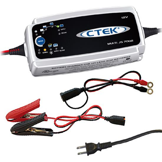 Ctek 7002 Smart Battery Charger/Maintainer